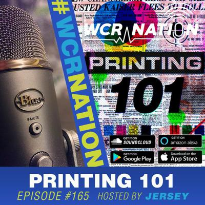 Cover art for Printing 101 | WCR Nation Ep 165 | The Window Cleaning Podcast