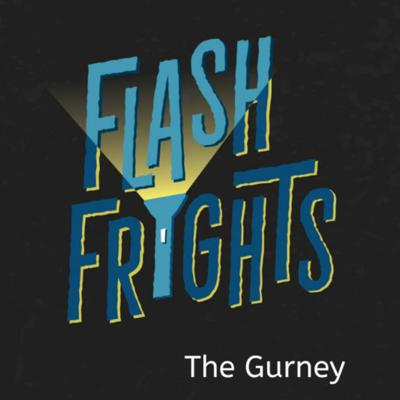 Cover art for FlashFrights 9: The Gurney