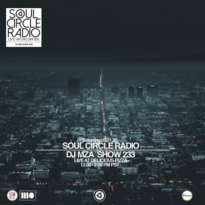 Cover art for DJ Mza Show 233