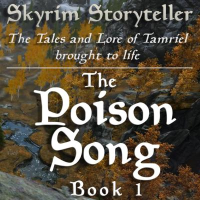 Cover art for The Poison Song, Book 1