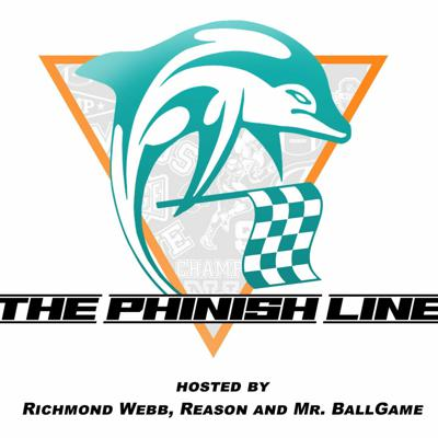 Cover art for The Phinish Line: All In or All Out?