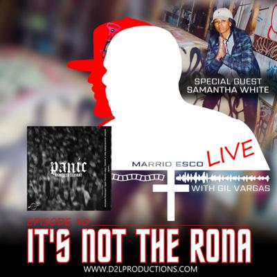 Cover art for It's Not the Rona