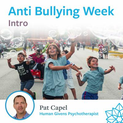 Cover art for Intro - Anti Bullying Week - Pat Capel