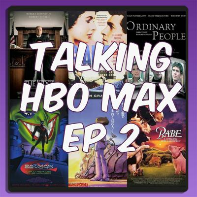 Cover art for Hidden Gems Podcast: HBO Max Ep 2
