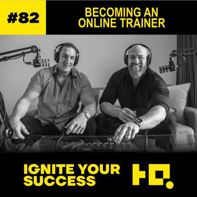 Cover art for Becoming an Online Trainer