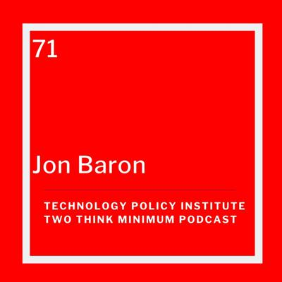 Cover art for Jon Baron on Evidence Based Policy at Arnold Ventures