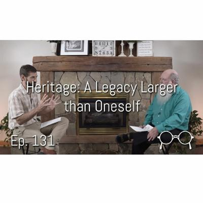 Cover art for Heritage: A Legacy Larger than Oneself