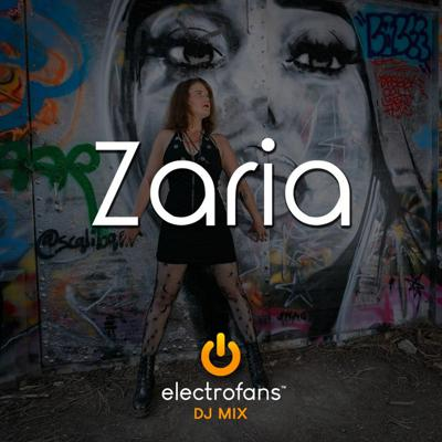 Cover art for ZARIA ELECTROFANS DJ MIX