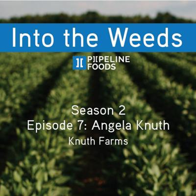 Cover art for Season 2, Episode 7: Carbon Markets and Organic Transition with Angela Knuth