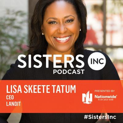 Cover art for Episode Five: Making An Impact with Lisa Skeete Tatum, CEO, Landit