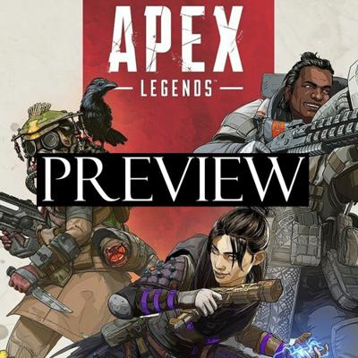 Cover art for Preview: 253 - Team Building: Apex Legends