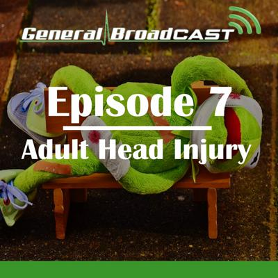 Cover art for Adult Head Injury