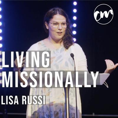 Cover art for Living Missionally | Lisa Russi