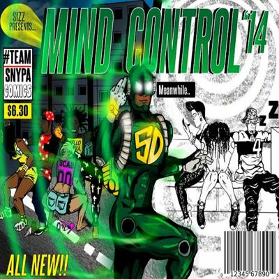 Cover art for Mind Control 14 (Throwback)