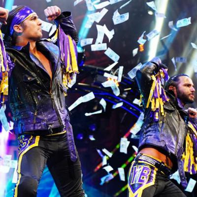 Cover art for The Young Bucks Are 'Killing The Business', Excited For Their Next Step As Champions And Authors