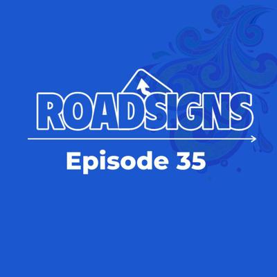 Cover art for RS35: RoadSigns Roundabout: Trucking's Response to COVID-19