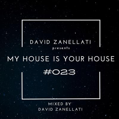 Cover art for My House Is Your House #023