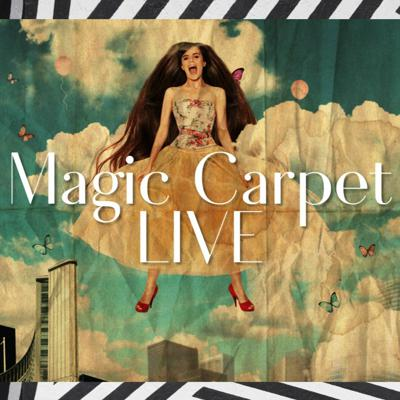 Cover art for Magic Carpet LIVE: Disco at the Pyramids