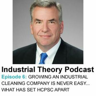 Cover art for Growing an industrial cleaning company is never easy... What has set HCPSC apart