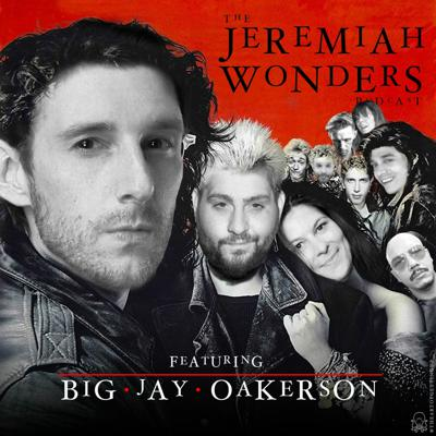 Cover art for JW Ep 124 - Big Jay Oakerson