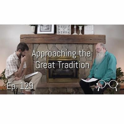 Cover art for Approaching the Great Tradition