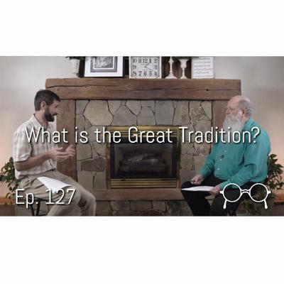 Cover art for What is the Great Tradition?