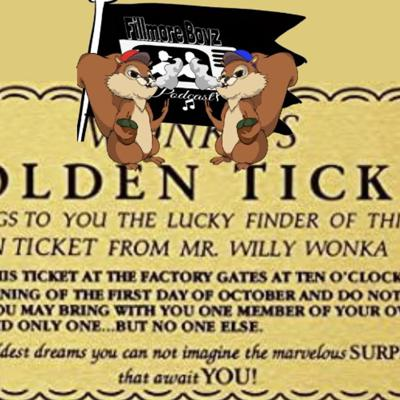 Cover art for The Golden Ticket