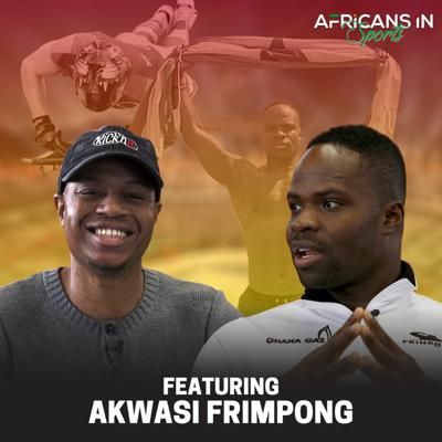 Cover art for Akwasi Frimpong | Ghanaian Skeleton Racer Teaches The Importance of Never Giving Up | AIS