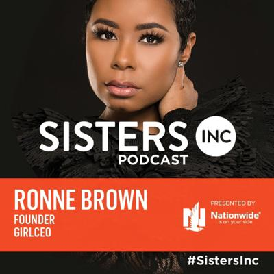 Cover art for Episode Three: Beating the Odds with Ronne Brown, Girl CEO