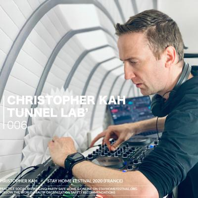 Cover art for Christopher Kah | Tunnel lab 006 | LIVE MIX on DanceTelevision