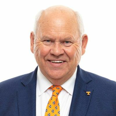 Cover art for Phillip Fulmer- Former Vols HC and current AD 11-6-20
