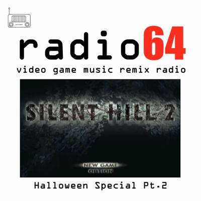 Cover art for Halloween Special Pt. 2 - Video Game Music Remix Radio