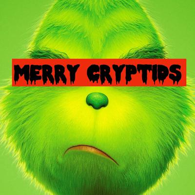 Cover art for Episode 126: Merry Cryptids