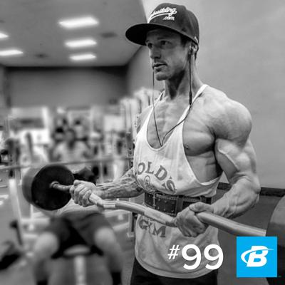Cover art for Episode 99 - Austin Naylor: ''I Never Knew How Much Fitness Related to Being Positive.''