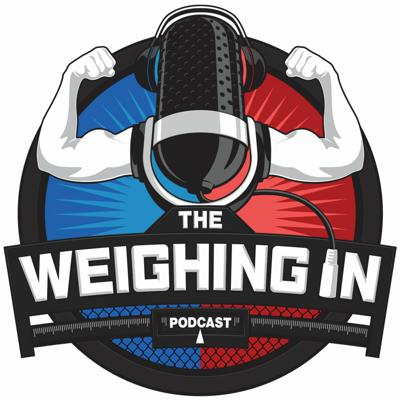 Cover art for WEIGHING IN #90 | KHABIB SUBMITS GAETHJE AND RETIRES [LIVE REACTION]