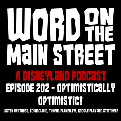 Cover art for Episode 202 - Optimistically Optimistic!