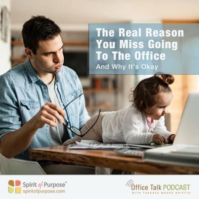 Cover art for The Real Reason You Might Miss the Office