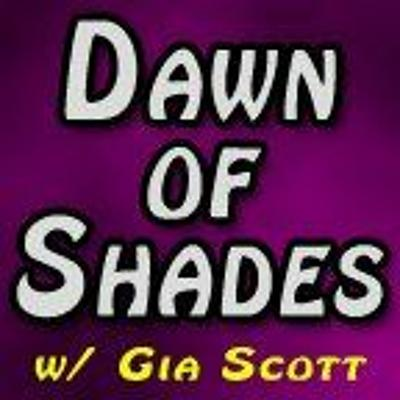 Cover art for Dawn of Shades guest Gregory miller