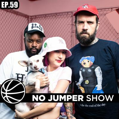 Cover art for The No Jumper Show Ep. 59