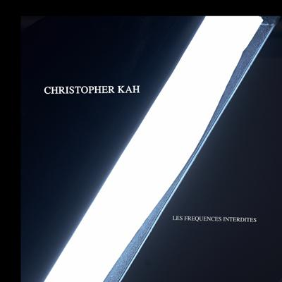 Cover art for Christopher Kah's new album in Laurent Garnier's radio show IT iS WHAT IT IS