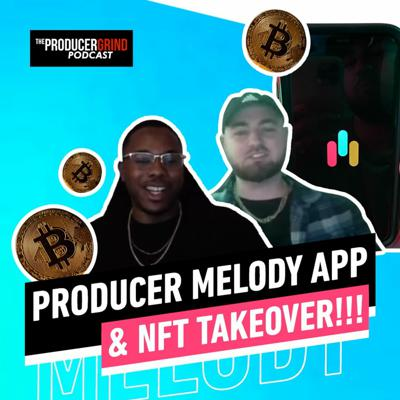 Cover art for The Tinder For Melody Loops? NFT's Will Take Over The Producer Community!
