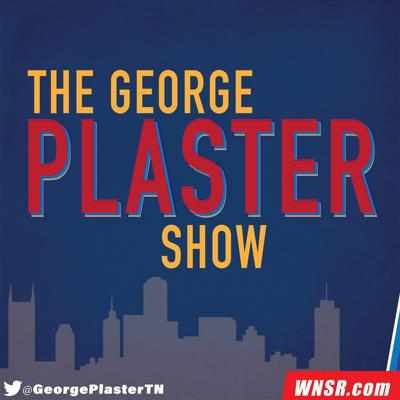 Cover art for George Plaster Show 8 - 28 - 20