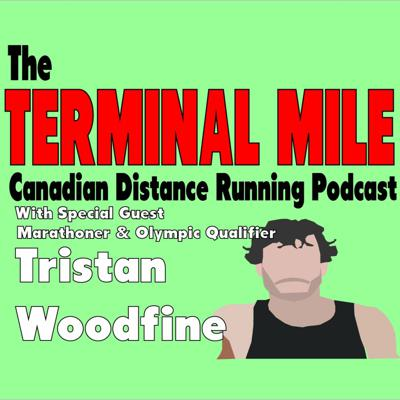 Cover art for Episode 152-Tristan Woodfine: Olympic Qualifier