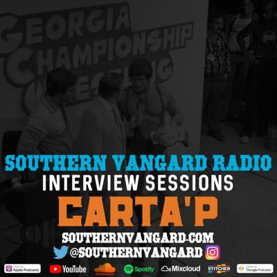 Cover art for Carta'P - Southern Vangard Radio Interview Sessions