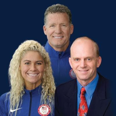 Cover art for Episode 24: Team of the Decade with Elizabeth Beisel, David Marsh & Rowdy Gaines