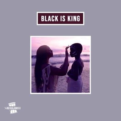 Cover art for Black Is King