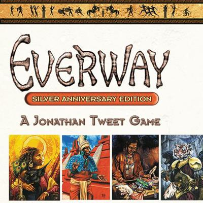 Cover art for Jonathan Tweet - Everway