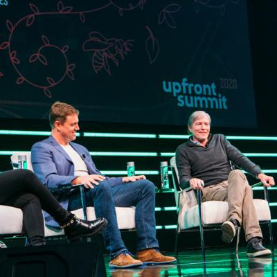 Cover art for James Rogers, Yves Sisteron, and Walter Robb Interviewed by Aditi Maliwal | Upfront Summit 2020