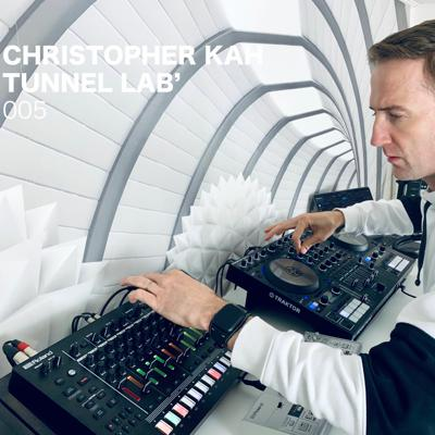 Cover art for Christopher Kah | Tunnel lab 005 | LIVE MIX on DanceTelevision
