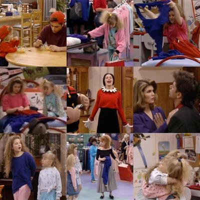 Cover art for Full House: S2E14: Little Shop Of Sweaters (Valentine's Day Episode)